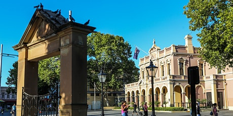 Parramatta Heritage Architecture Walk tickets