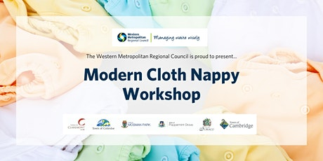 Modern Cloth Nappy Workshop tickets