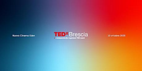 TEDx Brescia 2020 2/2 biglietti