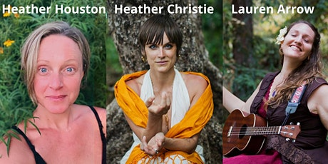 Sisters in Harmony Global with Heather Christie and Lauren Arrow tickets
