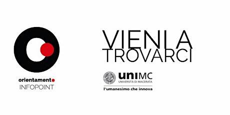InfoPoint Università di Macerata | appuntamenti LUNEDI' MERCOLEDI' VENERDI' biglietti