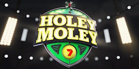 HOLEY MOLEY - SATURDAY 3RD OCTOBER 5.30PM tickets