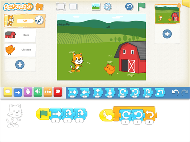 HAPPY EXPERIENCE - SCRATCH 3.0 (Live Online) image