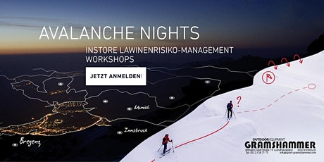 ORTOVOX AVALANCHE NIGHTS | Sport Gramshammer tickets