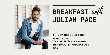 Serenity Wellness Collective Charity Event - Breakfast with Julian Pace tickets