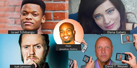 The Laugh House English Comedy Show Oct 3rd tickets
