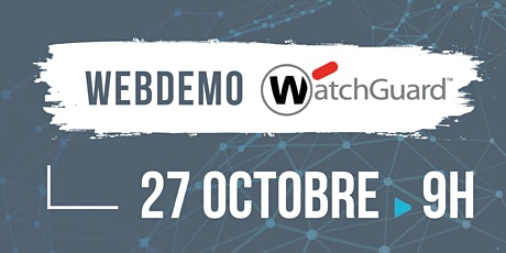 Webdemo Sécurité Informatique - Authpoint Watchguard ingressos