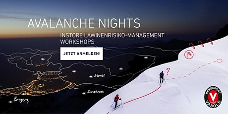 ORTOVOX AVALANCHE NIGHTS | Bergsport Vasold Tickets