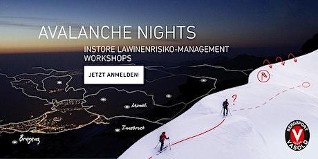 ORTOVOX AVALANCHE NIGHTS | Bergsport Vasold