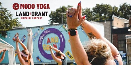Modo Yoga At Land Grant Brewing tickets