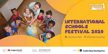 International Schools Festival 2020 tickets