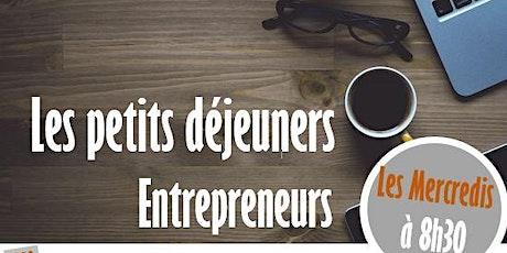 Petit déjeuner Entrepreneurs : mettre en place sa prospection commerciale billets