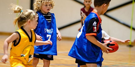 Term 3  School Holiday Multisport Clinic 4-6 Year olds tickets