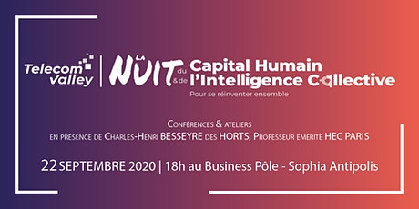 Nuit du Capital Humain & Intelligence Collective billets