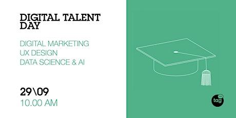 Digital Talent Day biglietti