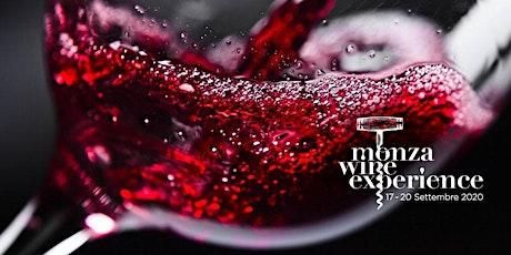 Monza Wine Experience | Dal 17 al 20 settembre 2020 biglietti