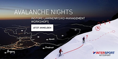 ORTOVOX AVALANCHE NIGHTS | Intersport Kitzsport Tickets