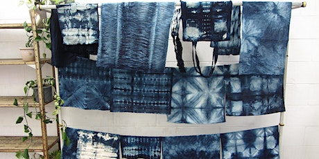 Online Shibori Dyeing Workshop tickets