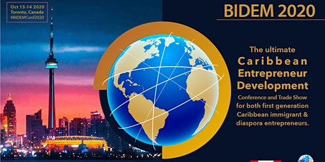 BIDEM  International Caribbean Entrepreneur Conference & Trade Show tickets