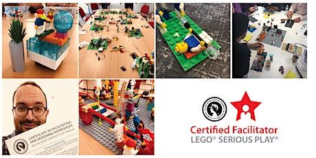 Atelier Découverte LEGO® SERIOUS PLAY® (Gratuit) Tickets