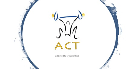 Weightlifting ACT Open Club Competition #4 tickets