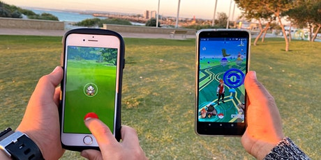 Pokemon Go Walking Tours tickets