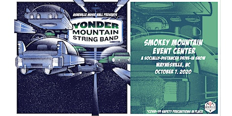 Asheville Music Hall presents Yonder Mountain String Band - [DRIVE IN SHOW] tickets