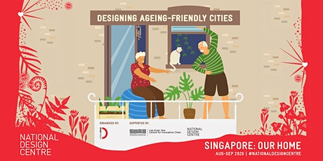 Designing Ageing-Friendly Cities tickets