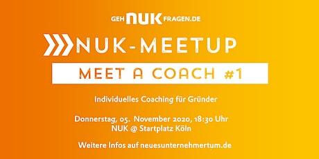 Meet a coach #1   NUK-Meetup