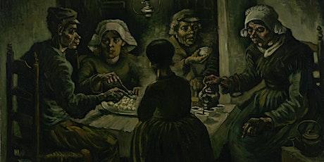 Lezing: Brieven van Van Gogh tickets