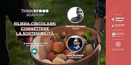 Filiera circolare: connettere la sostenibilità  - 21/09 ore 17:00 biglietti