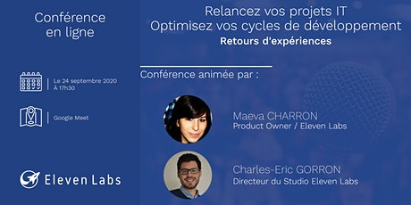 Conférence : Relancez vos projets IT. billets
