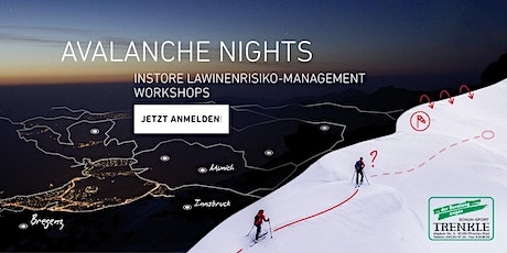 ORTOVOX AVALANCHE NIGHTS | Schuh Sport Trenkle Tickets