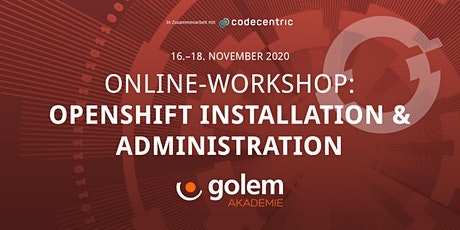 OpenShift Installation & Administration Tickets