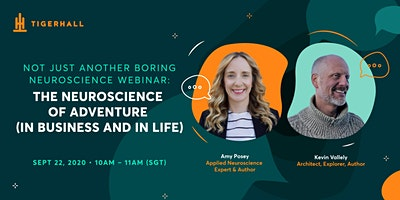 Not Just Another Boring Webinar: The Neuroscience of Adventure