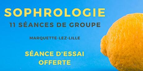 GROUPE DE SOPHROLOGIE Marquette-Lez-Lille billets