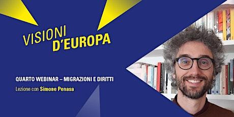 Alle porte dell'UE: migrazioni, istituzioni e diritti biglietti