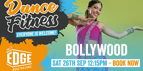 BOLLYWOOD CLASS- Dance Fitness tickets