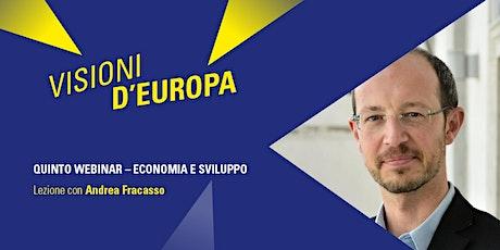 La governance economica dell'UE al tempo del Next Generation Eu biglietti