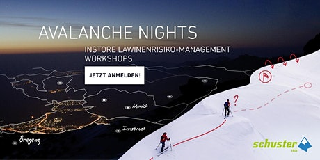 ORTOVOX AVALANCHE NIGHTS | Sport Schuster Tickets