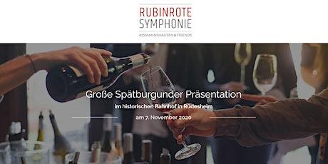 Rubinrote Symphonie Tickets