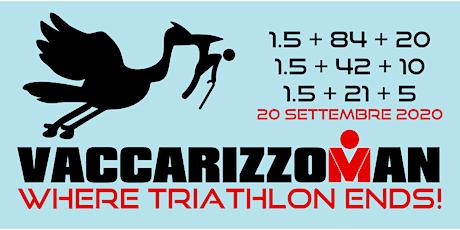 VaccarizzoMan 2020 biglietti