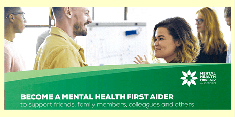 Become a Mental Health First Aider - Parndana tickets