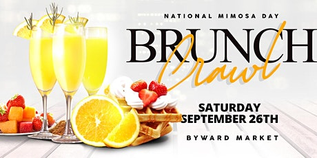 National Mimosa Day  Brunch Crawl tickets