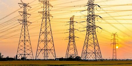 Curso en streaming de Líneas aéreas de distribución de energía eléctrica boletos