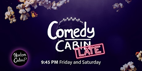 Comedy Cabin LATE tickets