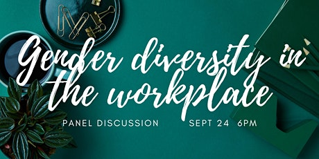 Gender Diversity in the Workplace tickets