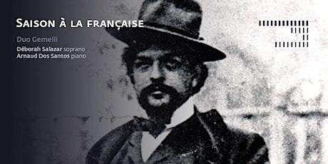 Saison à la française tickets