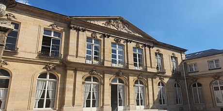 Visite de l'Hôtel de Brienne et du Cabinet de la Ministre des Armées billets
