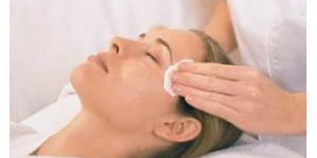 CANCELLED Facials - An Introduction - Online Course - Community Learning tickets